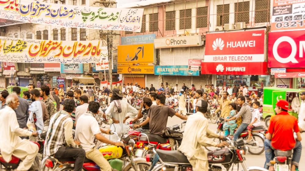 پاکستان: لاہوری ٹریفک کا آنکھوں دیکھا حال