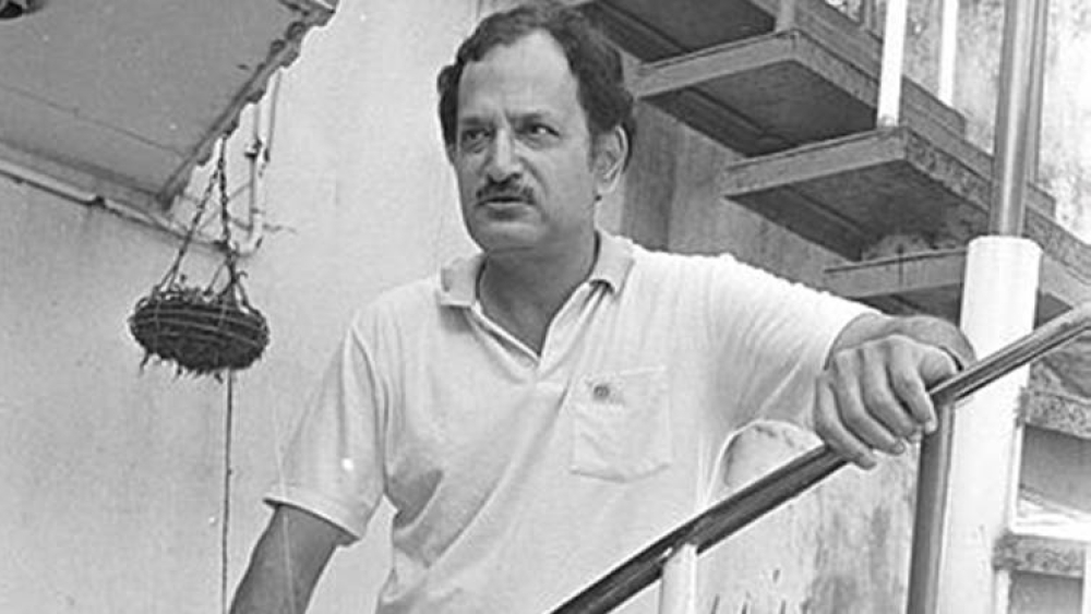 فائل فوٹو: سابق کرکٹ کپتان اجیت واڈیکر