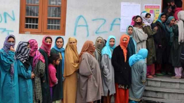 بلدیاتی انتخابات کی فائل تصویر