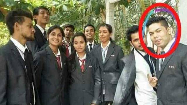 موب لنچنگ کے ذریعہ قتل کئے گئے فاروق احمد کی فائل تصویر