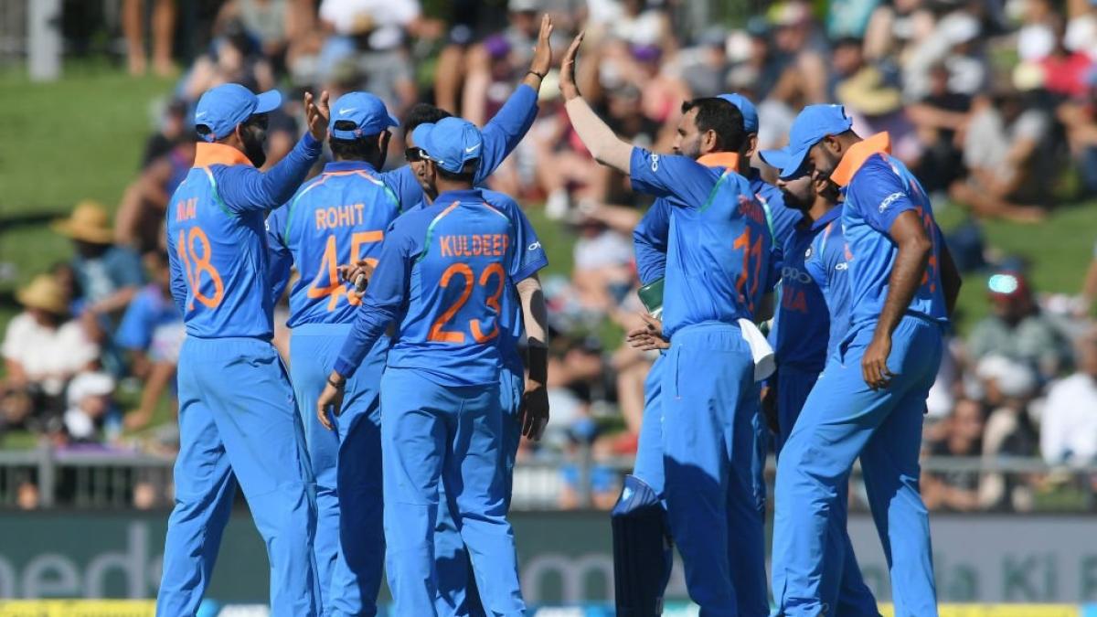 پہلا ون ڈے: ہندوستان نے میزبان نیوزی لینڈ کو دی کراری شکست، سیریز میں 1-0 کی برتری