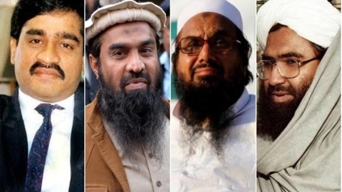 حافظ سعید، مسعود اظہر، لکھوی اور داؤد ابراہیم 'یو اے پی اے' کے تحت دہشت گرد قرار
