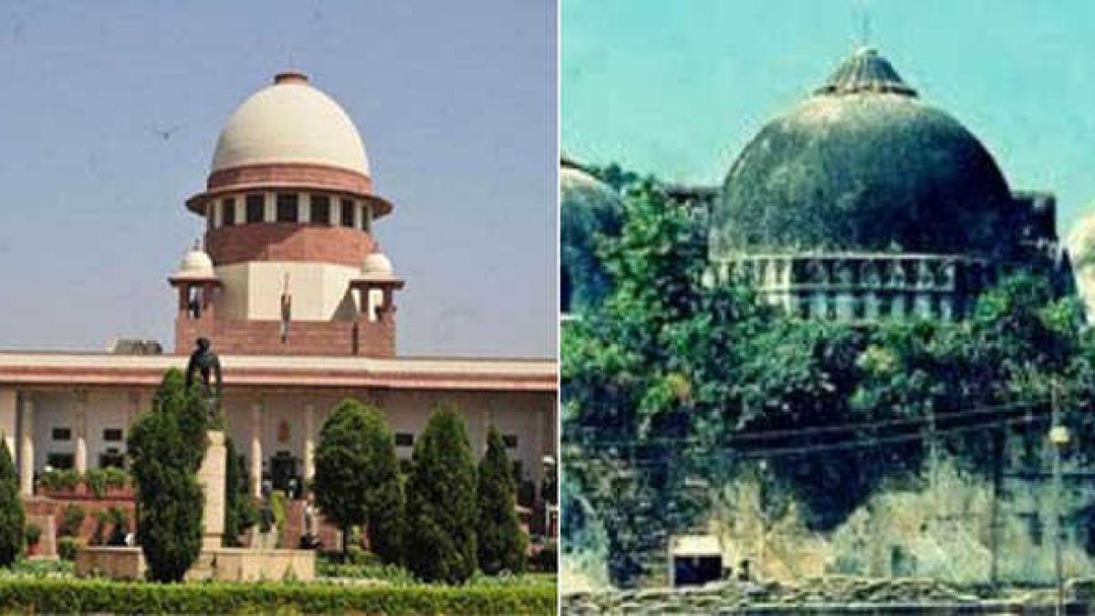 ایودھیا تنازعہ: جمعیۃ علماء ہند نے سپریم کورٹ کے فیصلہ کے خلاف نظر ثانی عرضی داخل کی