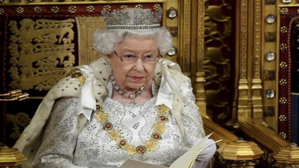 یوروپی یونین سے 31 اکتوبر تک علیحدہ ہو جائے گا برطانیہ: ملکہ الزبتھ