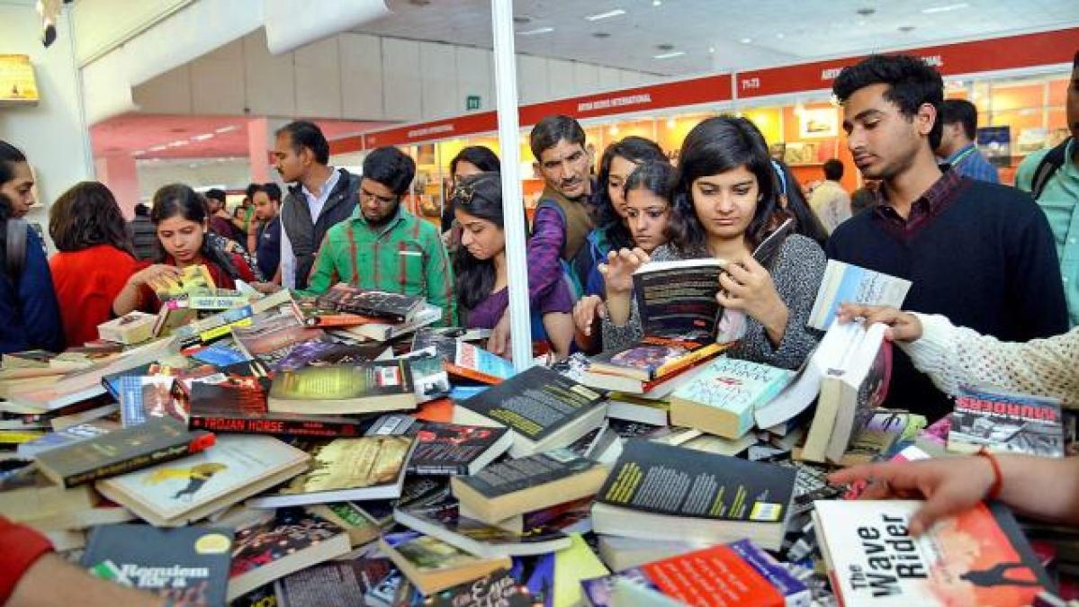 کتابوں کے شائقین کے لئے خوشخبری: پٹنہ کے گاندھی میدان میں 8 نومبر سے کتاب میلہ