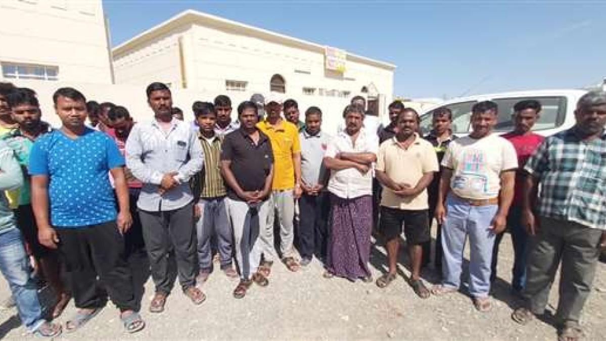 عمان میں پھنسے جھارکھنڈ کے تیس مزدور، وزیر اعلی سورین کی وزیر خارجہ سے مدد کی درخواست