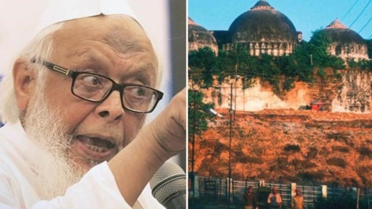 بابری مسجد قیامت تک مسجد ہی رہے گی،  متبادل پر اس سے دستبردار نہیں ہوسکتے: ارشد مدنی