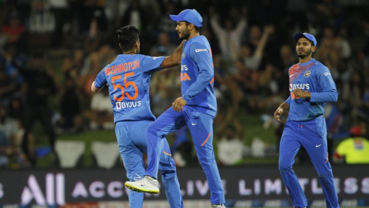 ٹیم انڈیا نے نیوزی لینڈ کو پانچ صفر سے کیا کلین سوئپ