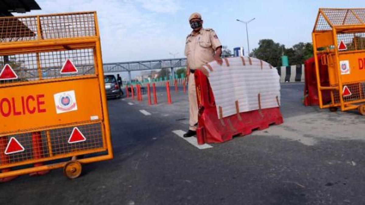 لاک ڈاؤن کی خلاف ورزی: دہلی میں 65 ایف آئی آر درج، تقریباً 3500 افراد حراست میں
