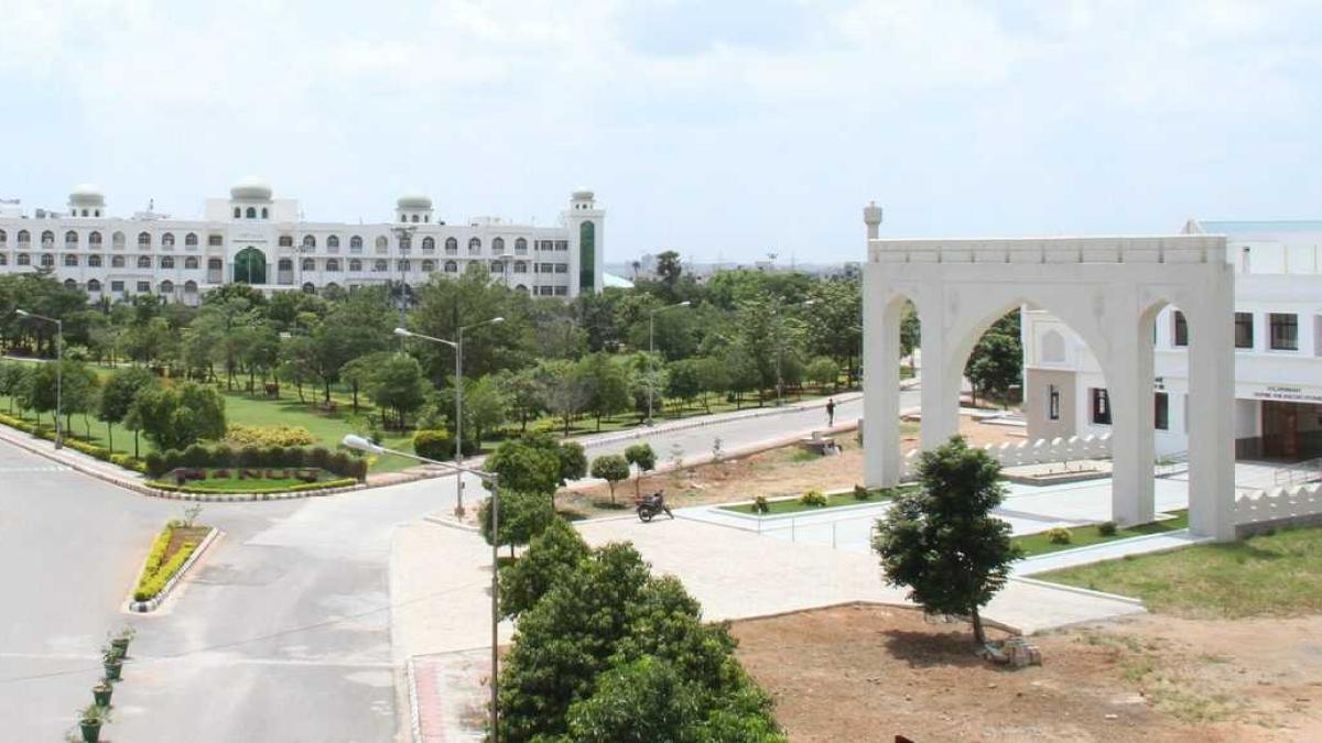 مولانا آزاد نیشنل یونیورسٹی کے سبھی کیمپس میں 31 مارچ تک کلاسز بند