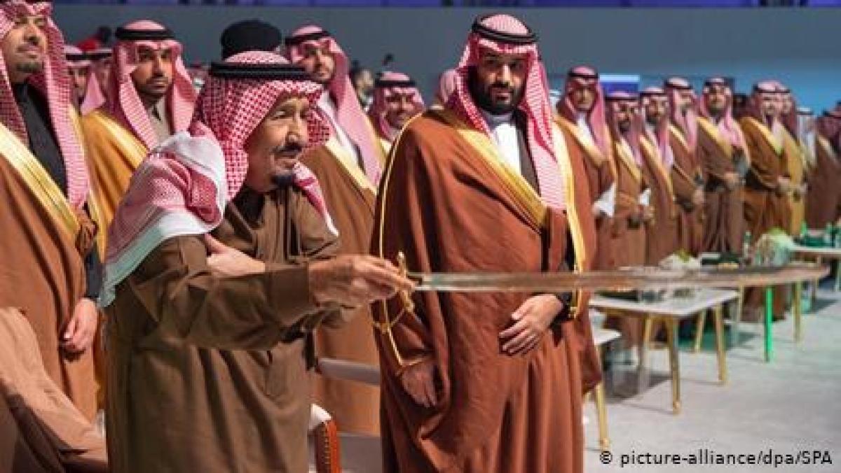 محمد بن سلمان کا خواب اور سعودی عرب پر منڈلاتے ہوئے خطرات
