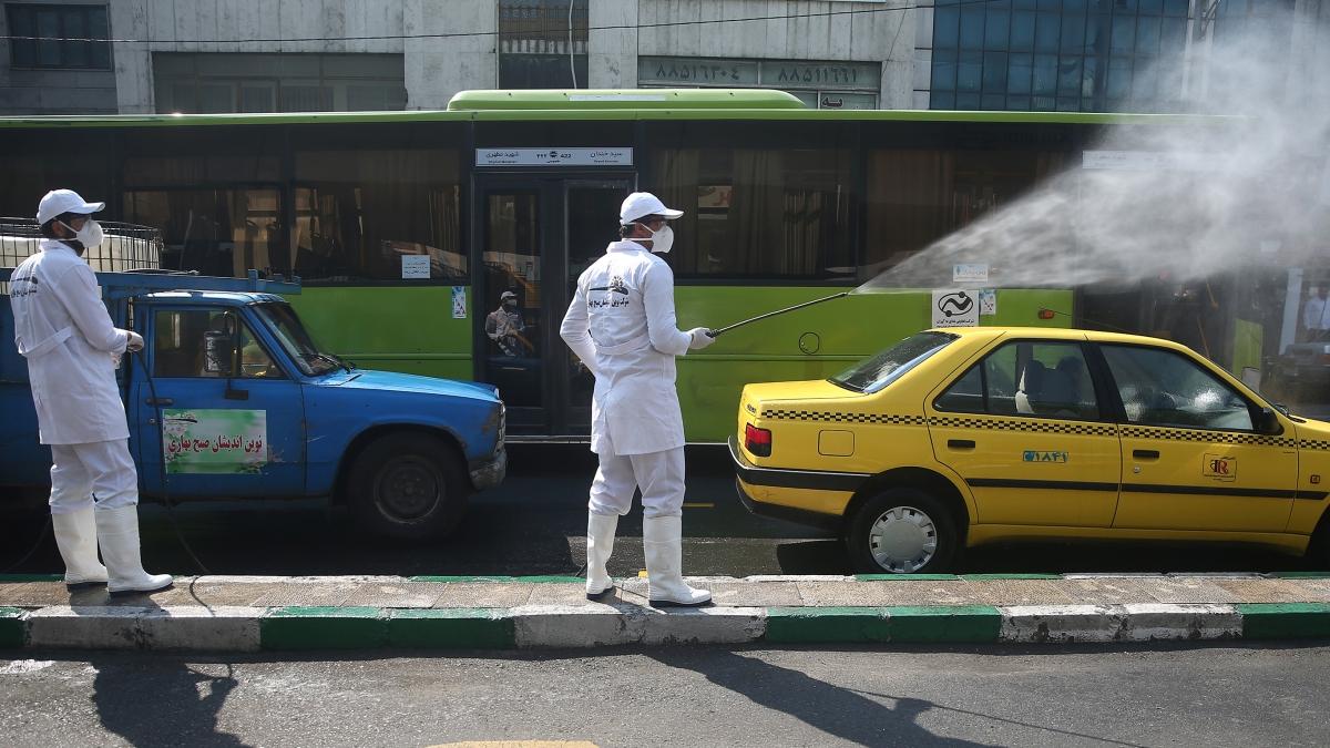 ایران: پہلے کورونا سے تحفظ یا مجرموں سے متعلق قانونی تقاضے
