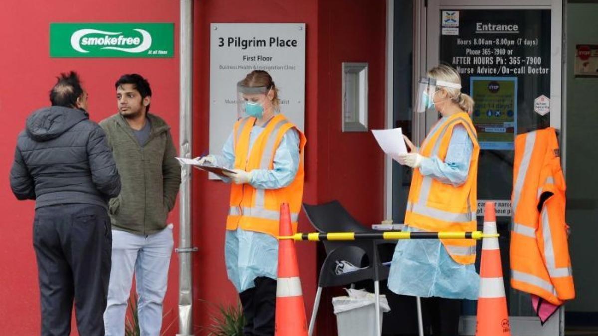 نیوزی لینڈ میں کورونا وائرس سے پہلی موت