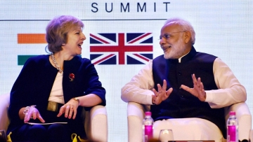 पिछले दिनों ब्रिटेन की पीएम थेरेसा मे से मुलाकात में पीएम नरेंद्र मोदी ने वीजा का सवाल उठाया था