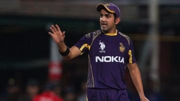 गौतम गंभीर आईपीएल के एक मैच के दौरान विराट कोहली से भी उलझ चुके हैं