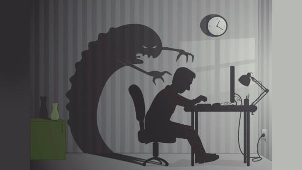 ऑफिस में बैठने का तरीका आपको नुकसान पहुंच सकता है.