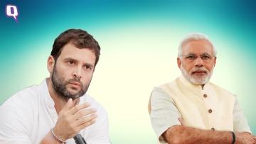 राहुल गांधी और पीएम मोदी आमने-सामने