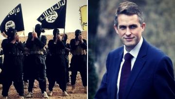 ब्रिटेन के रक्षा मंत्री ने कहा- ISIS के लिए लड़ रहे नागरिकों को वापस नहीं आने देना चाहिए