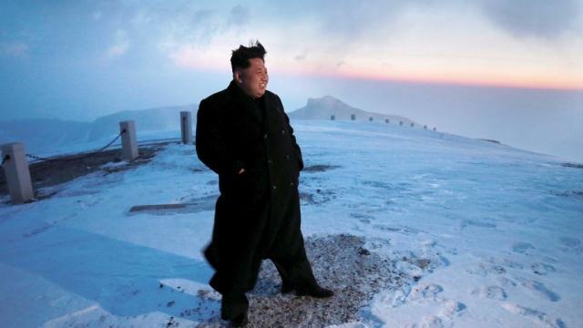 उत्तर कोरिया के रूख में दक्षिण कोरिया के लिए नरमी देखने को मिली है