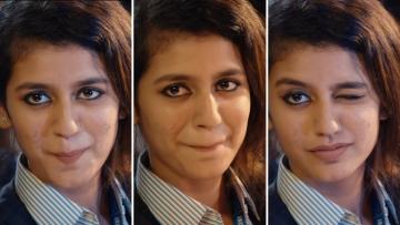 प्रिया प्रकाश की आंख मारने की इस अदा पे क्यों हो गए सब फिदा
