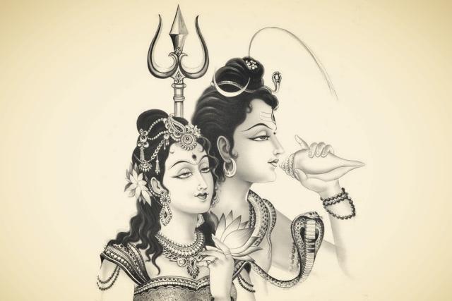 शिवरात्रि दिन कुंवारी लड़कियों के लिए शिव सा पति मांगने का है तो शादी-शुदा औरतों के लिए पार्वती सा अखंड अहिबात मांगने का दिन है