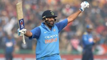 पोर्ट एलिजाबेथ में खेले गए 5वें वनडे में रोहित शर्मा ने करियर का 17वां शतक ठोका
