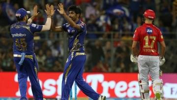 मुंबई इंडियंस पॉइंट्स टेबल में चौथे स्थान पर पहुंची