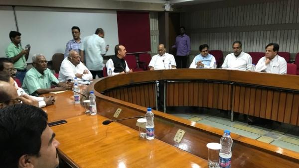 मॉनसून सत्र से पहले की तैयारी, कांग्रेस के बाद अब विपक्ष की बैठक
