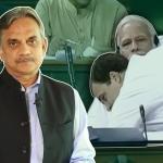 राहुल गांधी की बातें भाषण में भले ही उनकी बातें पुरानी थी लेकिन हमला तीखा था.