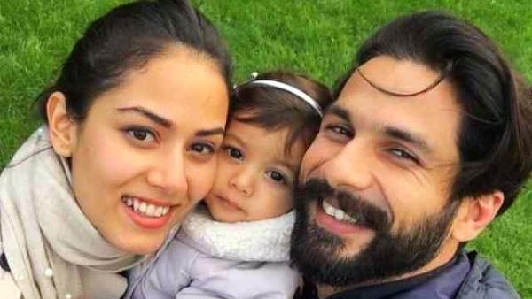 2 साल की हुई शाहिद और मीरा की लाडली मीशा, देखिए  तस्वीरें