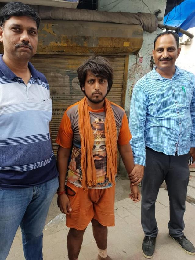 पुलिस पूछताछ में राहुल ने अपना गुनाह कबूल कर लिया है.