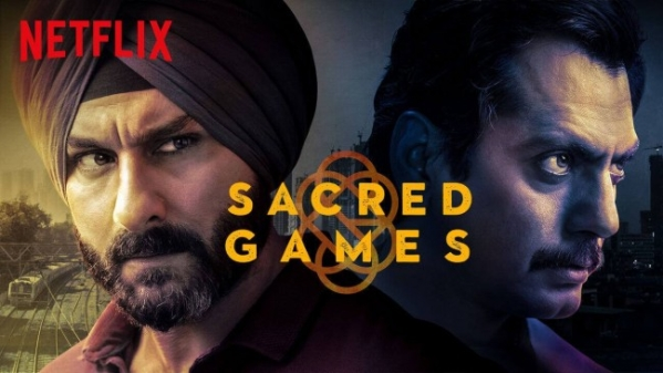 नेटफ्लिक्स ने Sacred Games 2 का किया ऐलान, सस्पेंस से उठेगा पर्दा