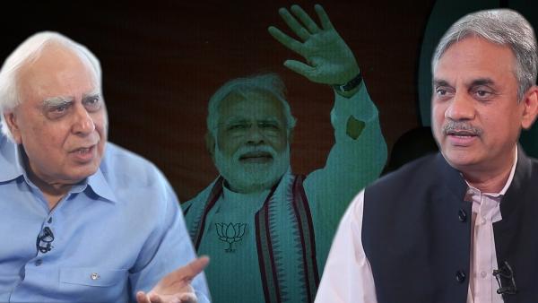 BJP का कुनबा बिखर रहा है,2019 में मोदी की राह मुश्किल: कपिल सिब्बल