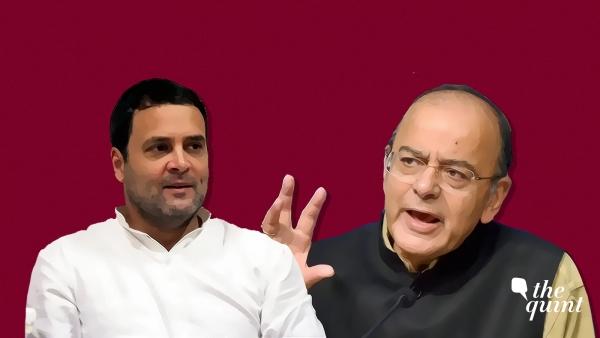 जेटली ने कहा, राहुल गांधी ने मसखरेपन में खुद को ही दी मात