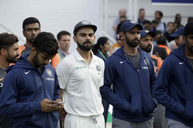 विराट कोहली की भारतीय क्रिकेट ने हाल में हुए इंग्लैंड के खिलाफ टेस्ट सीरीज़ 4-1 से गंवायी है