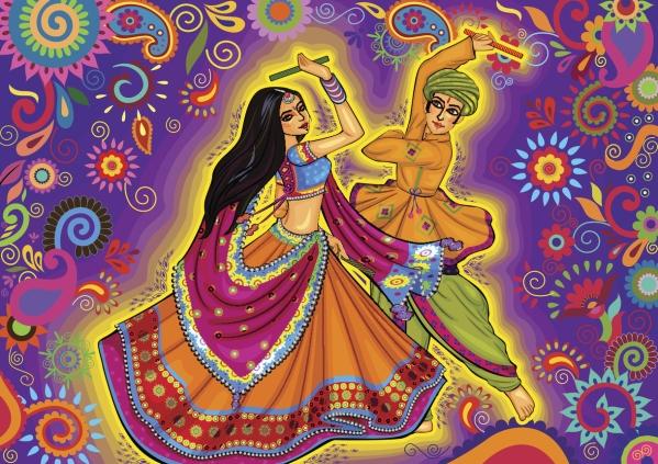 नवरात्रि में गरबा डांस पर तैयार होने के लिए अपनाएं ये टिप्स