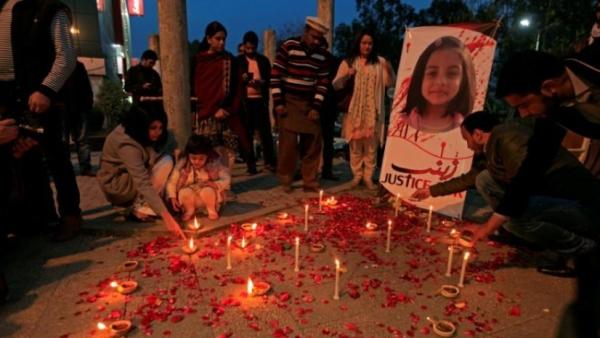 पाकिस्तान में पिता के सामने मासूम के रेपिस्ट और हत्यारे को फांसी
