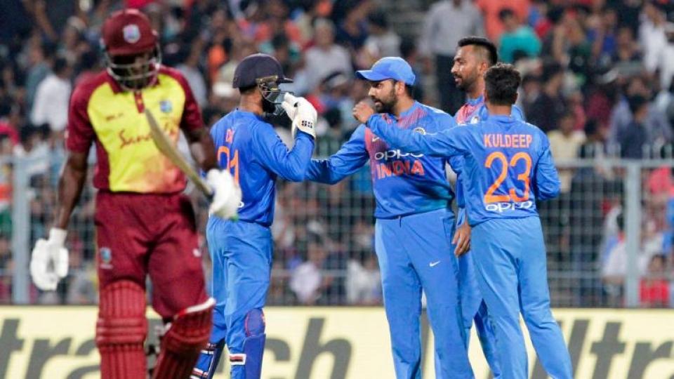 लखनऊ टी-20 : रोहित का रिकॉर्ड शतक, भारत को 2-0 की अजेय बढ़त के लिए इमेज परिणाम