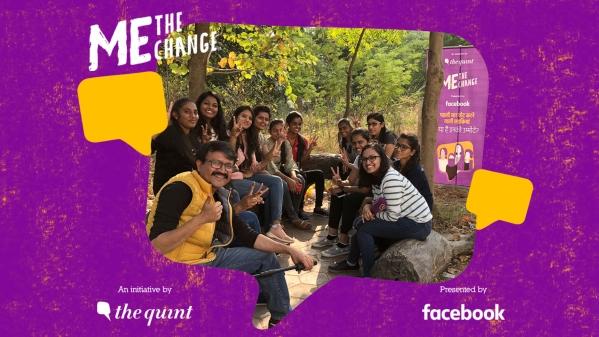 "<a href=""https://hindi.thequint.com/videos/me-the-change-raipurs-young-women-voters-demand"">'मी, द चेंज'</a> कैंपेन लेकर क्विंट पहुंचा इंदौर के देवी अहिल्या विश्वविद्यालय"