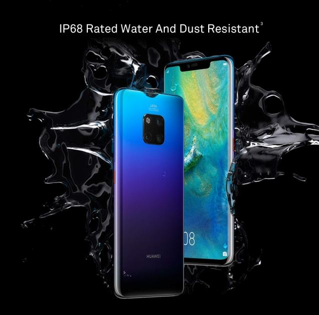 शानदार डिस्प्ले के साथ इस फोन में फोन में किरिन 980 प्रोसेसर का इस्तेमाल हुआ है.