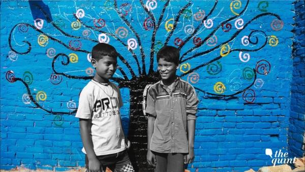 संजय कैंप में 'बदलाव का रंग'