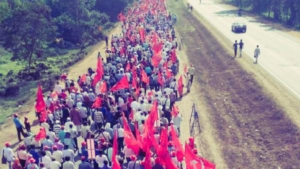 किसान मार्च:अबतक आंदोलन के बारे में क्या-क्या पता है?10 बड़ी बातें