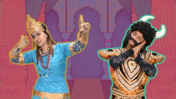 इस दिवाली रामायण की कहानियों का लुत्फ उठाएं अलग अंदाज में!