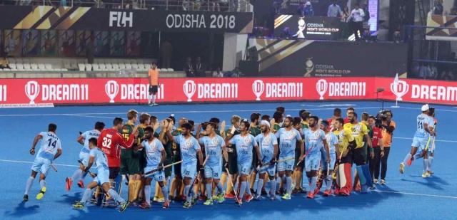 टूर्नामेंट के  पहले मैच में भारत ने दक्षिण अफ्रीका को 5-0 से हराया