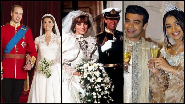 ईशा-आनंद की शादी से भी महंगी, आलीशान शादियों के बारे में जानिए