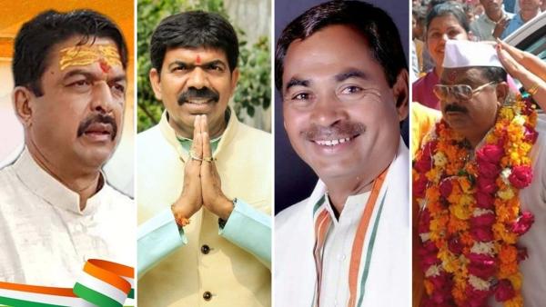 मध्यप्रदेश में 4 बागी विधायकों  के समर्थन से बहुमत के पार कांग्रेस