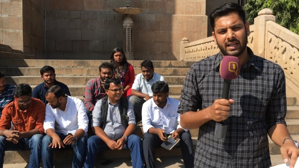 तेलंगाना: KCR से क्यों नाराज हैं उस्मानिया यूनिवर्सिटी के छात्र?