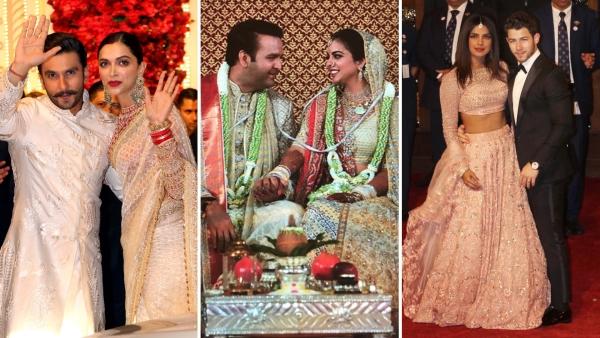 ईशा अंबानी-आनंद की शादी की हर तस्वीर यहां देखें