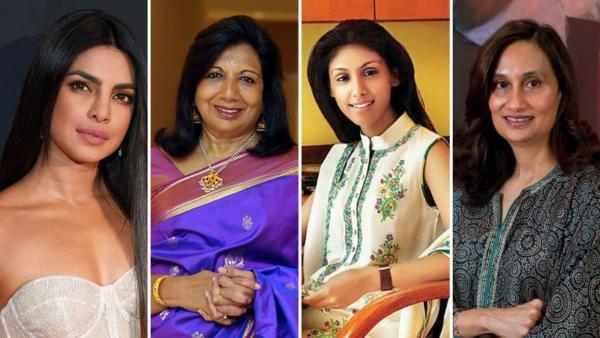 दुनिया की 100 शक्तिशाली महिलाओं में ये चार भारतीय महिलाएं मिल हैं.