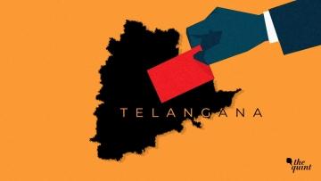 तेलंगाना में मतदान जारी